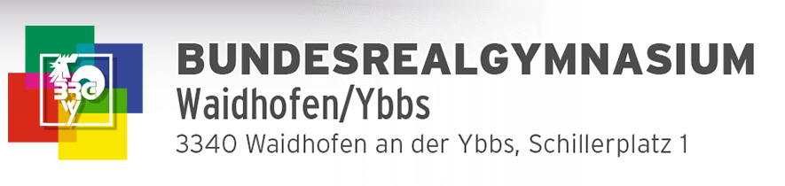 Logo BRG Waidhofen/Ybbs